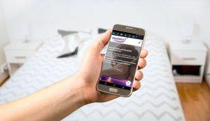 En BIENERGY te hacemos una lista con las mejores apps para divertirse en la cama